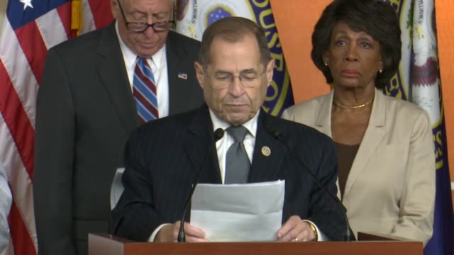 New York Congressman Jerrold Nadler says a week after special counsel Robert Mueller indicted 12 Russians for meddling during the 2016 election that...