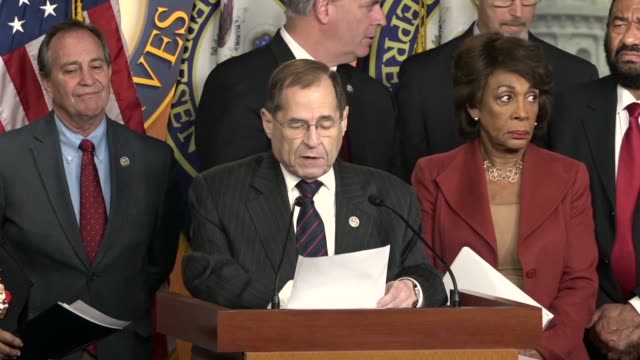 New York Congressman Jerry Nadler says that special counsel Robert Mueller must continue his investigation unimpeded despite Republican attempts...