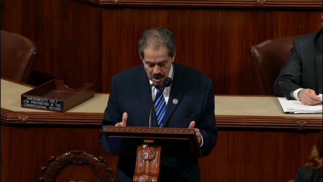 new york congressman jose serrano says an emergency supplemental appropriation does not address many issues crucial to puerto rico in recovery after... - puerto rico stock videos & royalty-free footage
