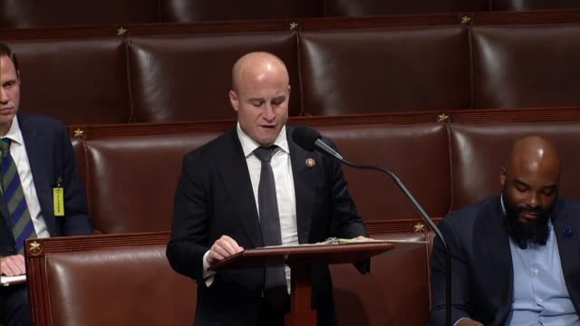 new york congressman max rose says in debate on the annual intelligence authorization that is a combat veteran he knows intelligence drives... - national security agency usa stock videos & royalty-free footage