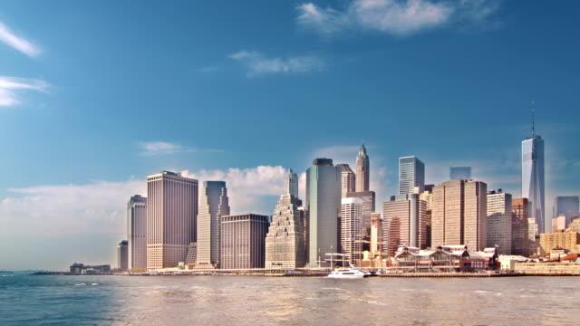 New york.   Centro città