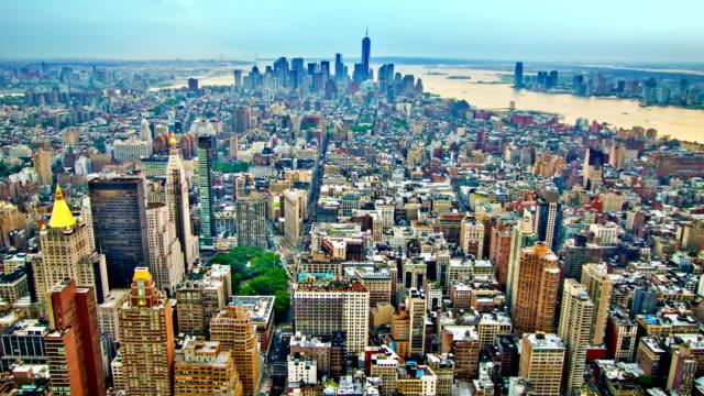 new york. downtown. - calgary stock videos & royalty-free footage