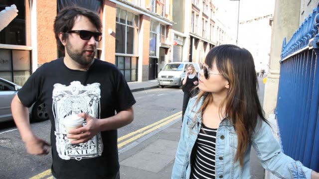 new york dream pop band asobi seksu's music has been used to soundtrack skins, ugly betty and the l word, and their latest album fluorescence have... - ugliness stock videos & royalty-free footage