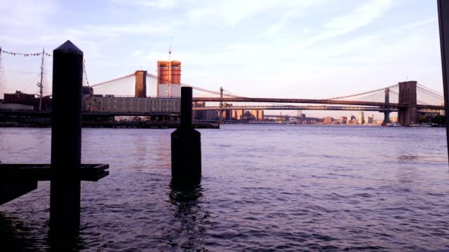 New York: East river