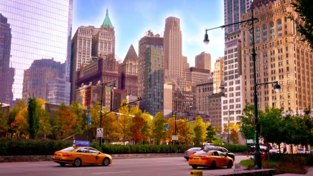 Distrito financiero de Nueva York