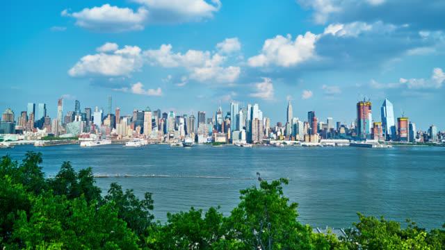 New York van nieuwe Jercey