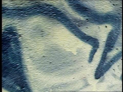 new york graffiti in the 1970s - graffiti stock videos & royalty-free footage