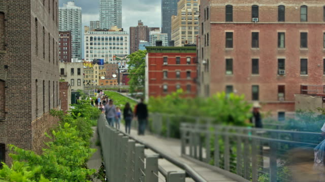 Highline de Nueva York