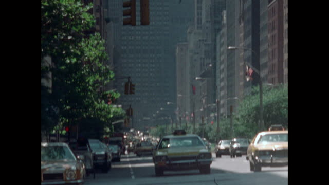 new york in the 1970s - anno 1975 video stock e b–roll