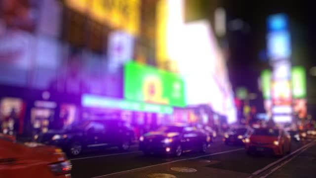 new york lights out of focus - light leak stock videos & royalty-free footage