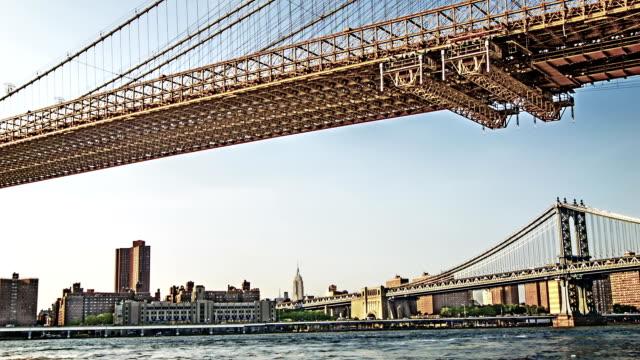 Pont de manhattan à New York