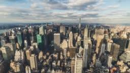 T/L WS HA TD New York Manhattan Skyline