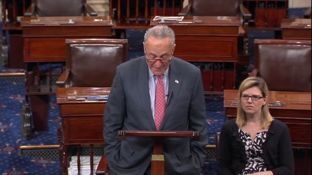 New York Senator Chuck Schumer says a day after President Donald Trump met with Vladimir Putin in Helsinki that former Presidents John Kennedy and...