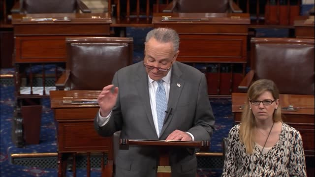 New York Senator Chuck Schumer says on the floor as Republicans released a draft tax reform bill that if the details are anything like what had been...