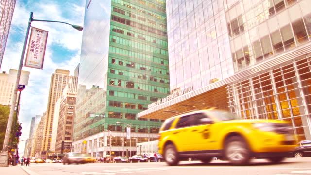 vídeos y material grabado en eventos de stock de tiendas de nueva york - empire state building