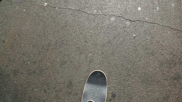 new york slowmotion skateboard - skateboard stock videos and b-roll footage