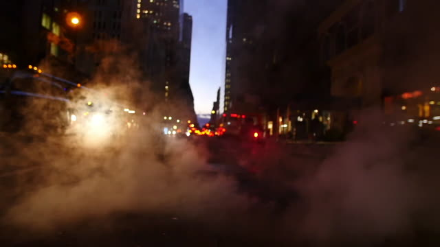New York slowmotion Streetlife