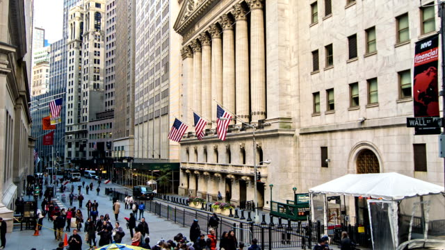 new york stock exchange - new york stock exchange stock videos and b-roll footage