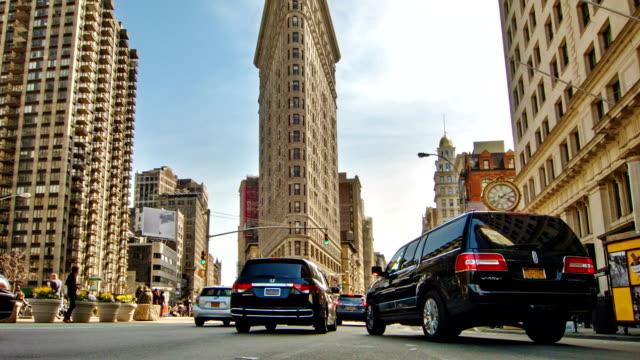 vídeos de stock e filmes b-roll de nova york street - yellow taxi