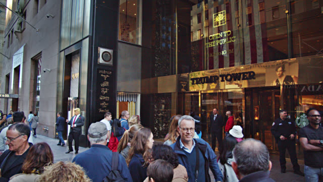 new york tower building - politician stock videos & royalty-free footage