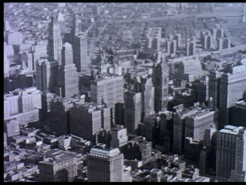 vídeos de stock e filmes b-roll de 1956 new york travelogue - 10 of 12 - 1956