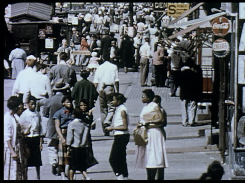 vidéos et rushes de 1956 new york travelogue - 11 of 12 - 1956