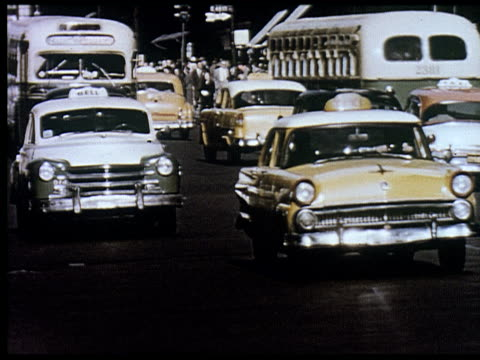 1956 new york travelogue - 7 of 12 - united nations building stock videos and b-roll footage