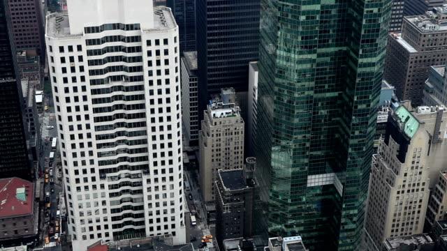 new ニューヨーク - ロックフェラーセンター点の映像素材/bロール
