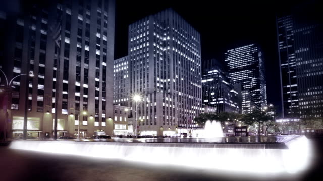 new york - rockefeller center stock videos & royalty-free footage