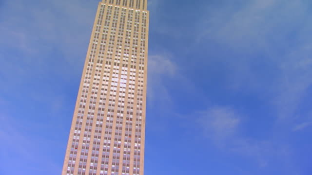 New YorkEmpire State Building and city of New York