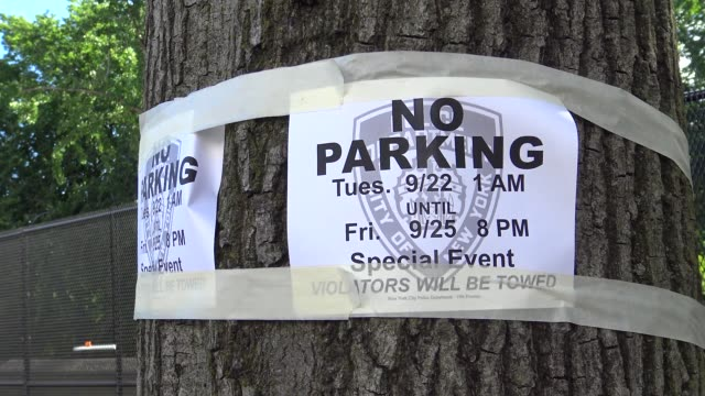 New York's Central Park will be partially closed during Pope Francis' visit to Central Park / No Parking allowed on the day of his visit / The entry...