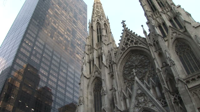 New YorkSaint-Patrick Cathedral in New York United States