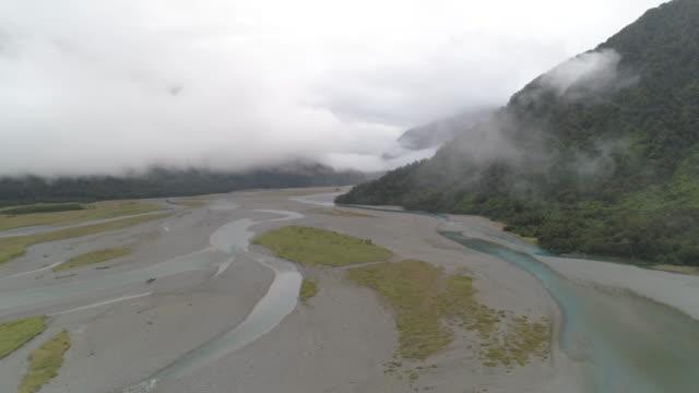 vidéos et rushes de new zealand aerial drone - région du northland