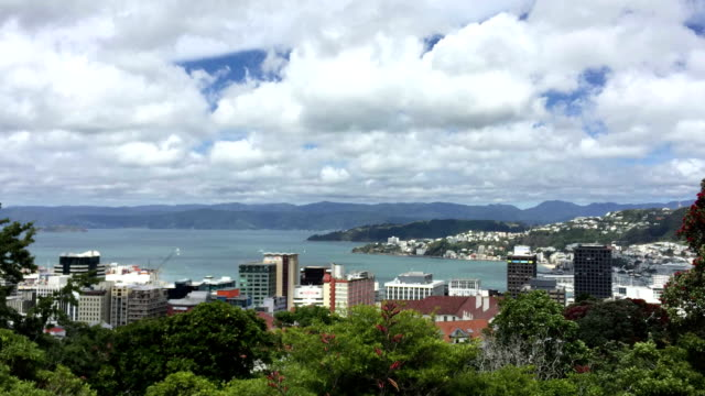 New Zealand capital Wellington