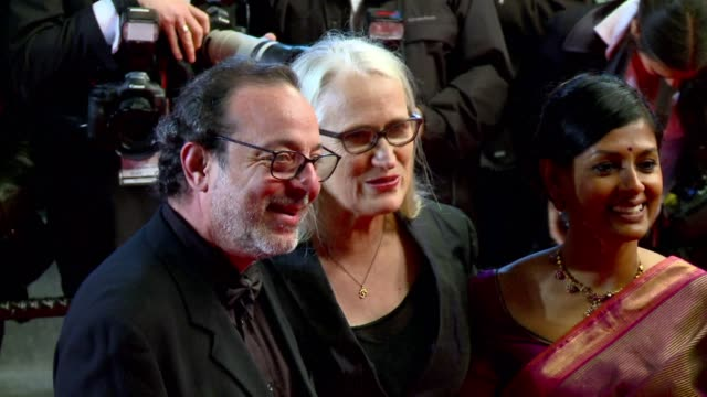 new zealand filmmaker jane campion the only woman to win the coveted palme dor will head the jury at this year's cannes film festival clean jane... - dor stock videos & royalty-free footage
