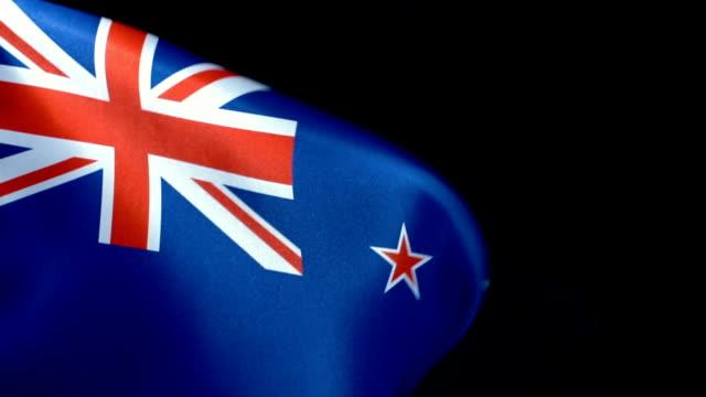 New Zealand Flag Flipping