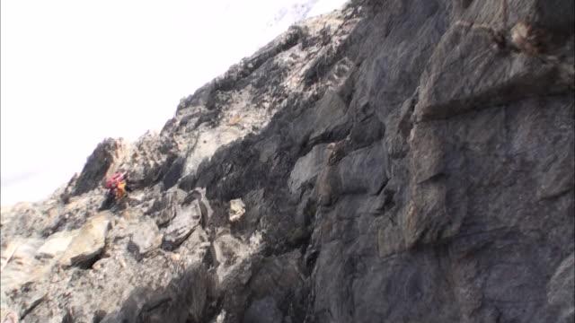 new zealand; southern alps; mount. aspiring - new zealand southern alps stock videos & royalty-free footage
