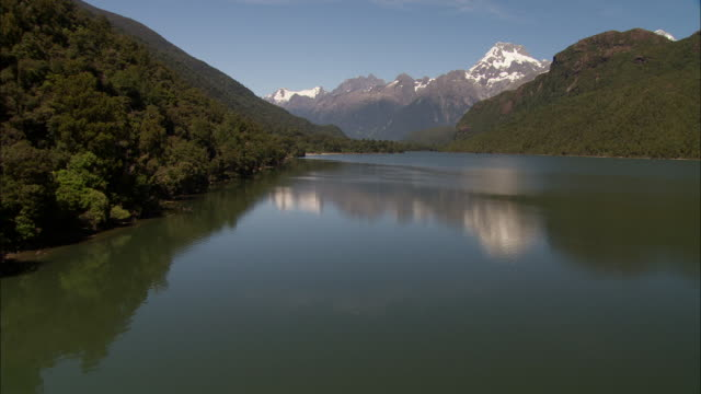 New Zealand; Southern Alps