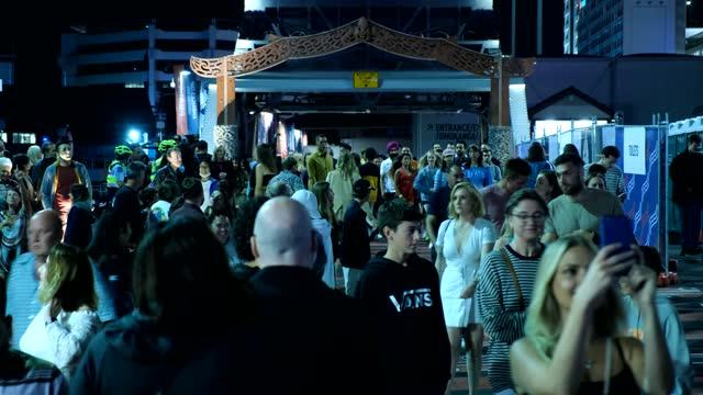 NZL: New Zealanders Celebrate New Year's Eve 2020