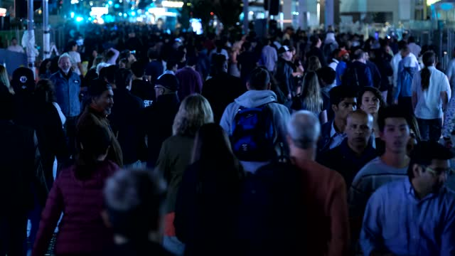 new zealanders crowd the viaduct harbour on new years eve, december 31, 2020 in auckland city. new zealand is one of the first countries in the world... - new zealand stock videos & royalty-free footage