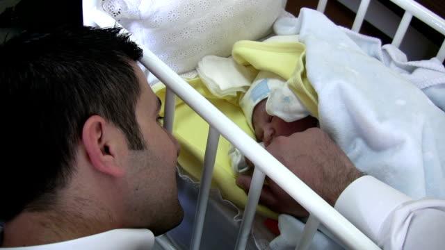 newborn baby - unknown gender stock videos & royalty-free footage