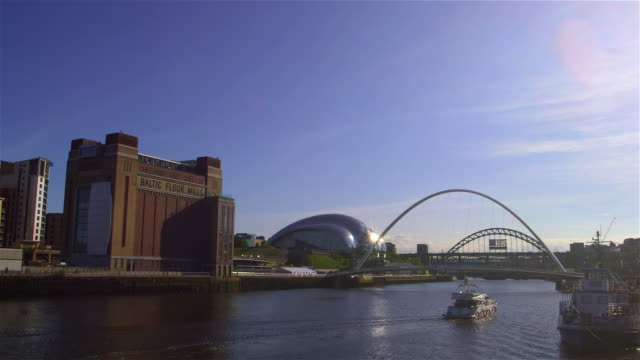 newcastle upon tyne - newcastle upon tyne video stock e b–roll