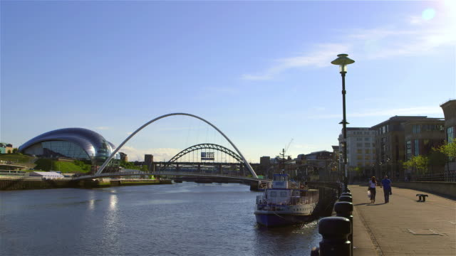 newcastle upon tyne - newcastle upon tyne stock videos & royalty-free footage