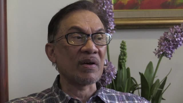 Newly released Malaysian political heavyweight Anwar Ibrahim says he will be back in parliament very soon