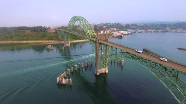 newport, oregon - newport oregon stock videos & royalty-free footage