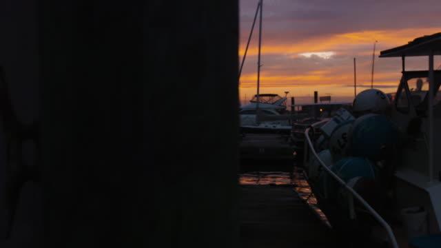 vidéos et rushes de newport ri marina - rhode island