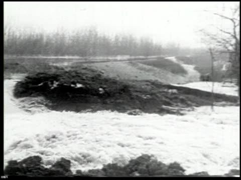 vídeos y material grabado en eventos de stock de ohio river flood 1937 1 of 4 - río ohio