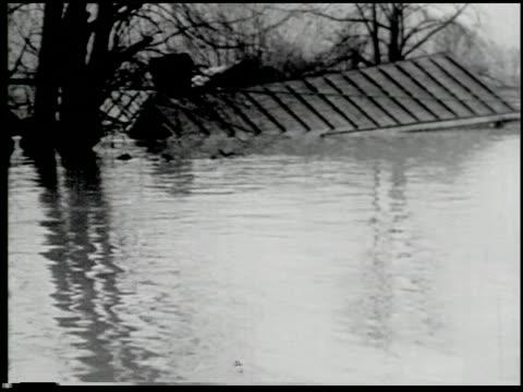 vídeos y material grabado en eventos de stock de ohio river flood 1937 2 of 4 - vea otros clips de este rodaje 2234