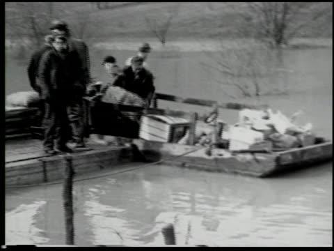 vídeos y material grabado en eventos de stock de ohio river flood 1937 4 of 4 - vea otros clips de este rodaje 2234