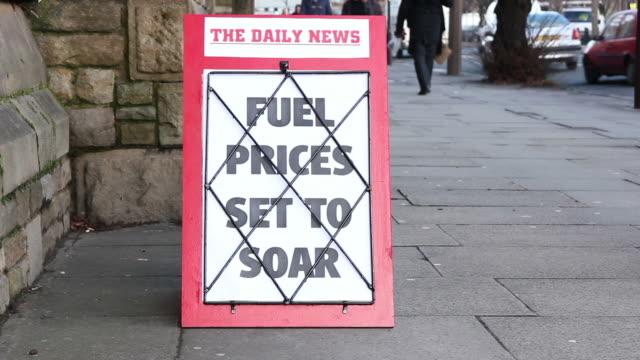 Novità titolo scheda-Fuel prices set per accendere